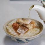 煮こごり茶漬け